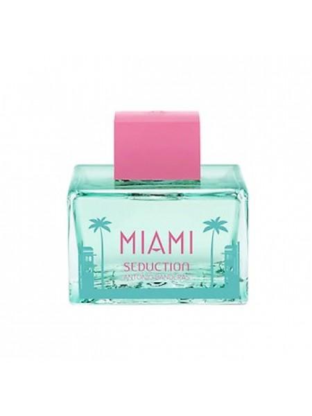Antonio Banderas Blue Seduction Miami For Her туалетная вода 80 мл