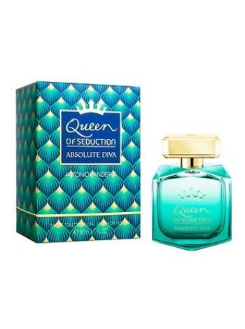 Antonio Banderas Queen of Seduction Absolute Diva тестер (туалетная вода) 80 мл