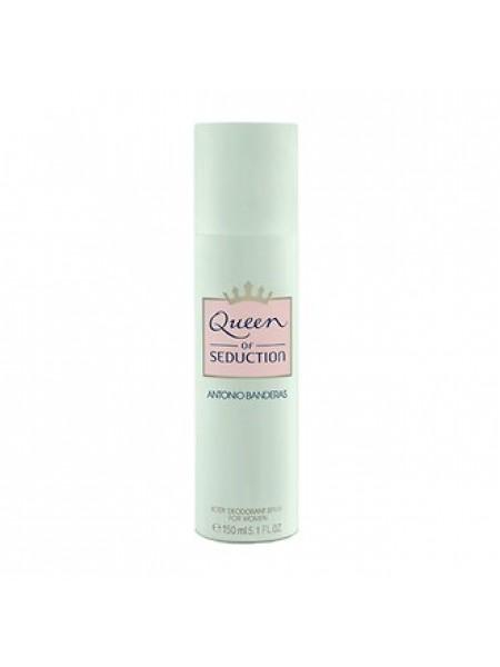Antonio Banderas Queen of Seduction дезодорант-спрей 150 мл