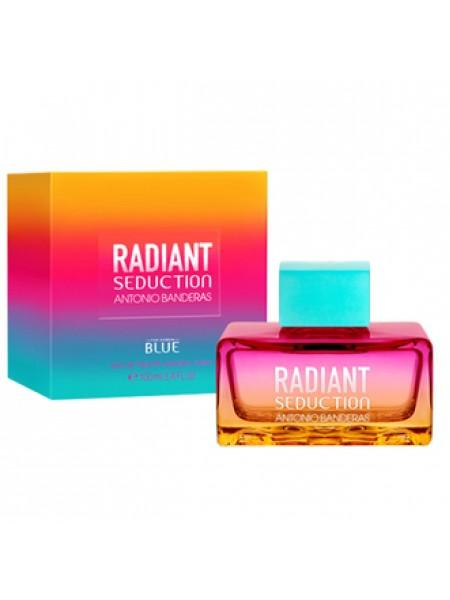 Antonio Banderas Radiant Seduction Blue For Women туалетная вода 100 мл