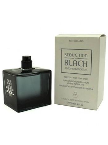 Antonio Banderas Seduction in Black тестер (туалетная вода) 100 мл