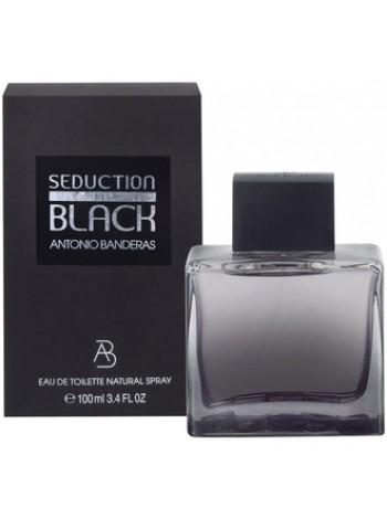 Antonio Banderas Seduction in Black туалетная вода 100 мл