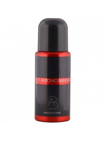 Antonio Banderas Spirit for Men дезодорант-спрей 150 мл