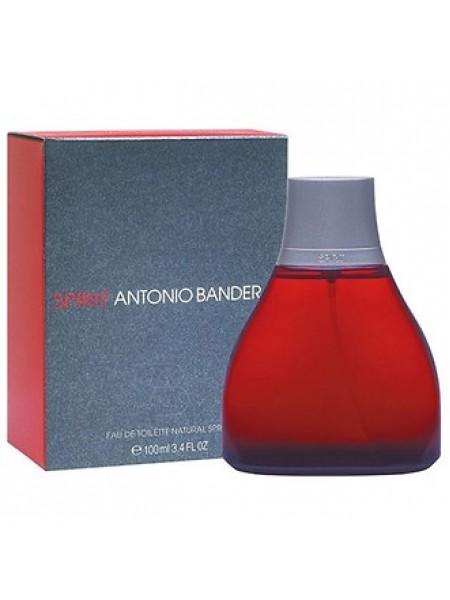 Antonio Banderas Spirit for Men туалетная вода 100 мл