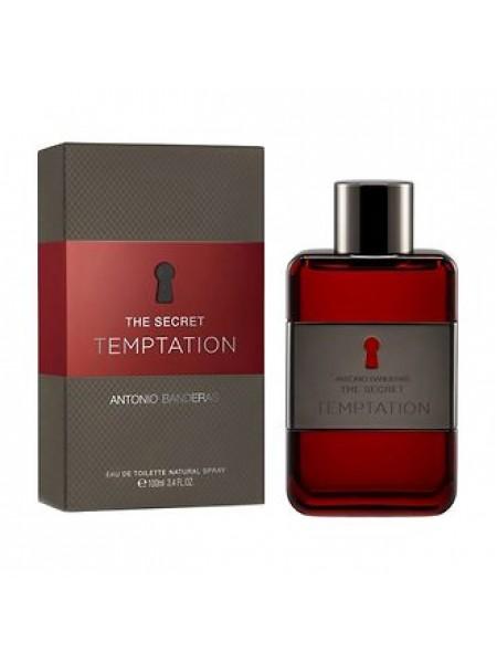 Antonio Banderas The Secret Temptation туалетная вода 100 мл