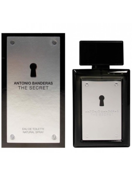 Antonio Banderas The Secret туалетная вода 50 мл