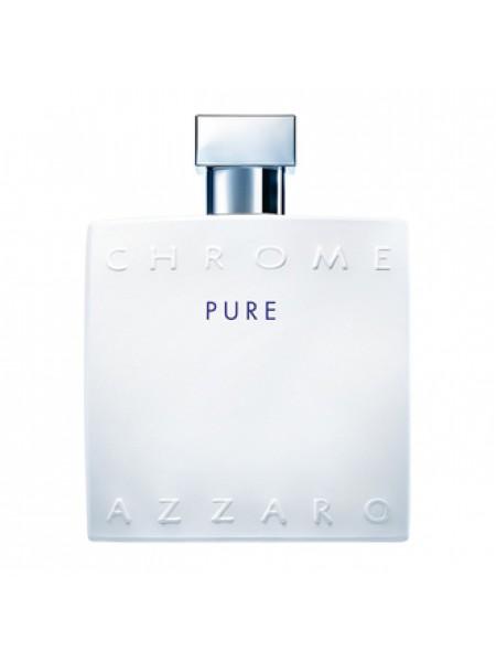 Azzaro Chrome Pure туалетная вода 50 мл