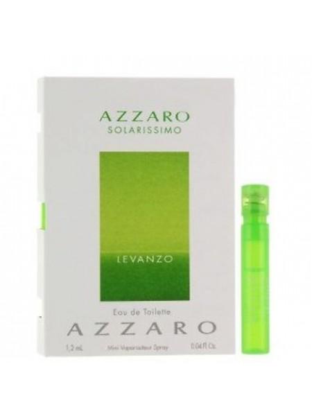 Azzaro Solarissimo Levanzo пробник 1.2 мл