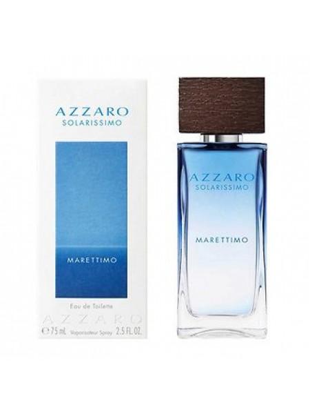 Azzaro Solarissimo Marettimo тестер (туалетная вода) 75 мл