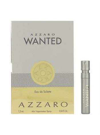 Azzaro Wanted пробник 1.2 мл