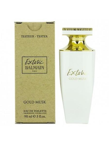 Balmain Extatic Gold Musk тестер (туалетная вода) 90 мл