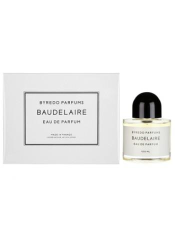 Byredo Baudelaire парфюмированная вода 100 мл