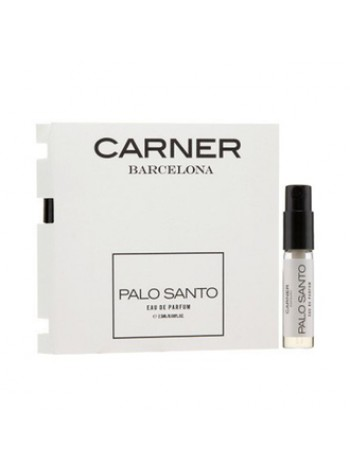 Carner Barcelona Palo Santo пробник 2.5 мл