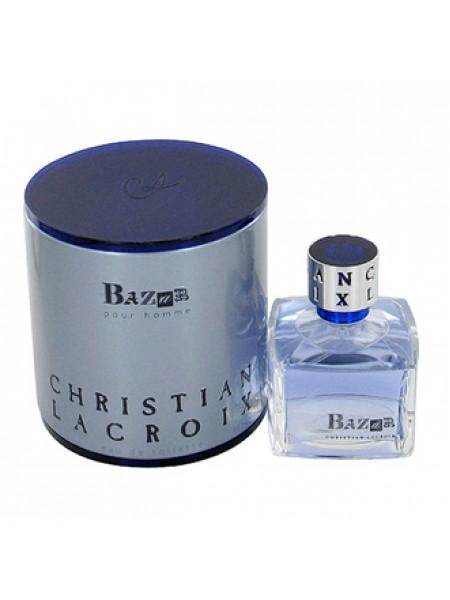 Christian Lacroix Bazar Pour Homme туалетная вода 50 мл