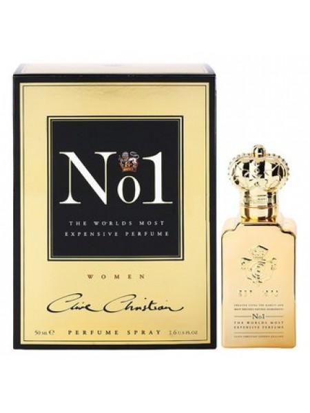 Clive Christian №1 for Women парфюмированная вода 50 мл