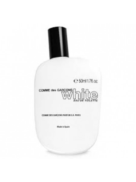 Comme des Garcons White тестер (туалетная вода) 50 мл