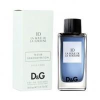 D&G Anthology La Roue de La Fortune 10 тестер (туалетная вода) 100 мл