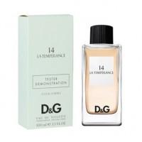 D&G Anthology La Temperance 14 тестер (туалетная вода) 100 мл