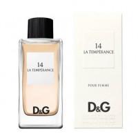 D&G Anthology La Temperance 14 туалетная вода 100 мл