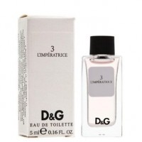 D&G Anthology L'Imperatrice 3 миниатюра 5 мл