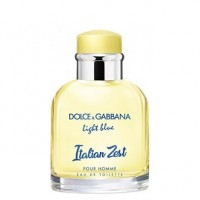 D&G Light Blue Italian Zest Pour Homme тестер (туалетная вода) 125 мл