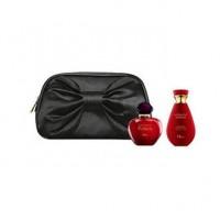 Dior Hypnotic Poison Eau de Toilette Подарочный набор (туалетная вода 50 мл + лосьон для тела 50 мл + косметичка)