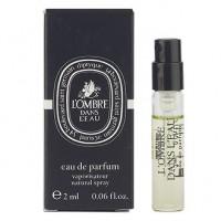 Diptyque L'Ombre Dans L'Eau пробник (парфюмированная вода) 2 мл