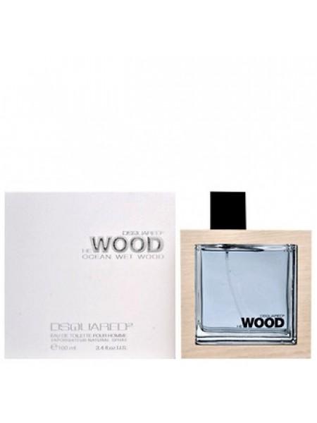 Dsquared2 He Wood Ocean Wet Wood туалетная вода 50 мл