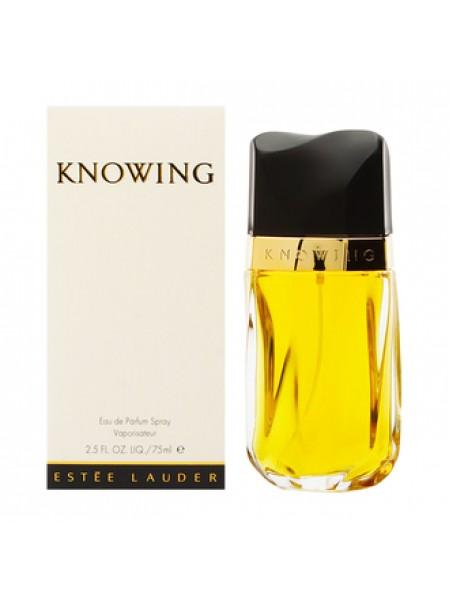 Estee Lauder Knowing парфюмированная вода 75 мл