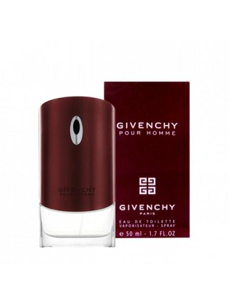 Givenchy Pour Homme туалетная вода 50 мл