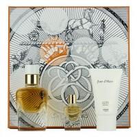 Hermes Jour d'Hermes Absolu Подарочный набор (парфюмированная вода 50 мл + лосьон для тела 30 мл + миниатюра 7.5 мл)