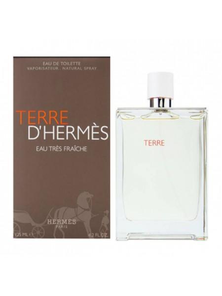 Hermes Terre d'Hermes Eau Tres Fraiche туалетная вода 125 мл