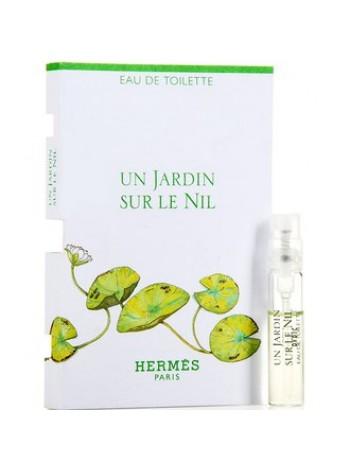 Hermes Un Jardin Sur le Nil пробник 2 мл