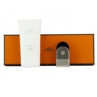 Hermes Voyage d'Hermes Подарочный набор (парфюмированная вода 5 мл + гель для душа 30 мл)