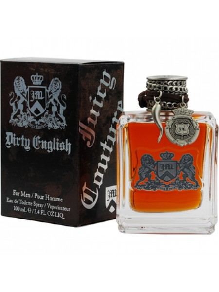 Juicy Couture Dirty English for Men туалетная вода 100 мл