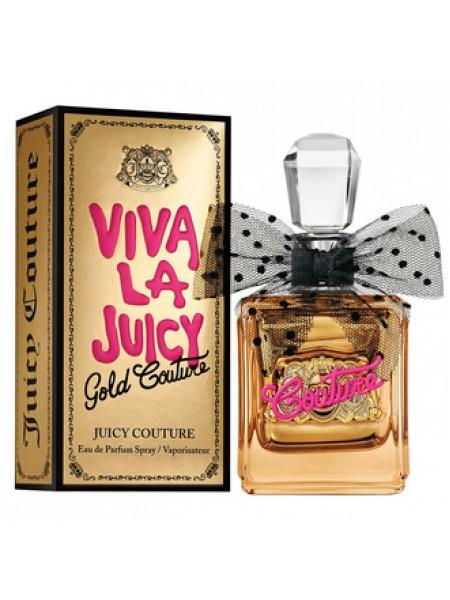 Juicy Couture Viva la Juicy Gold Couture парфюмированная вода 100 мл