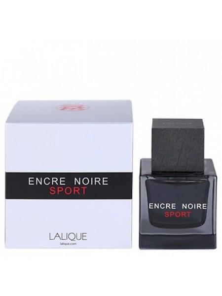 Lalique Encre Noire Sport туалетная вода 50 мл