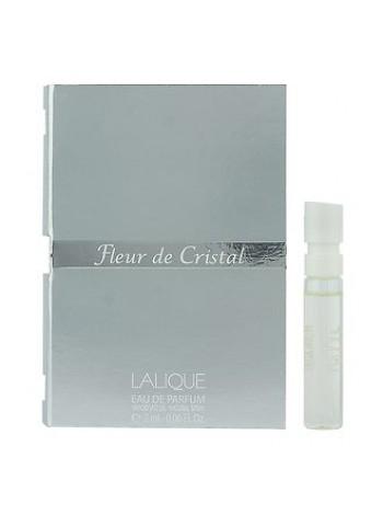 Lalique Fleur de Cristal пробник 2 мл