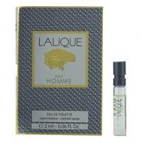 Lalique Pour Homme Lion пробник (туалетная вода) 2 мл