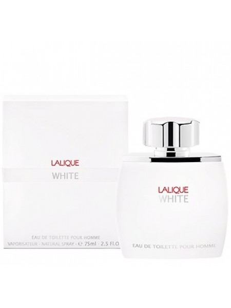 Lalique White туалетная вода 75 мл