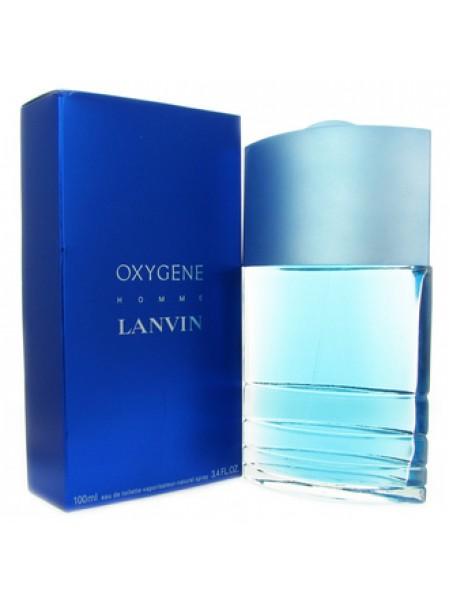 Lanvin Oxygene Homme туалетная вода 100 мл