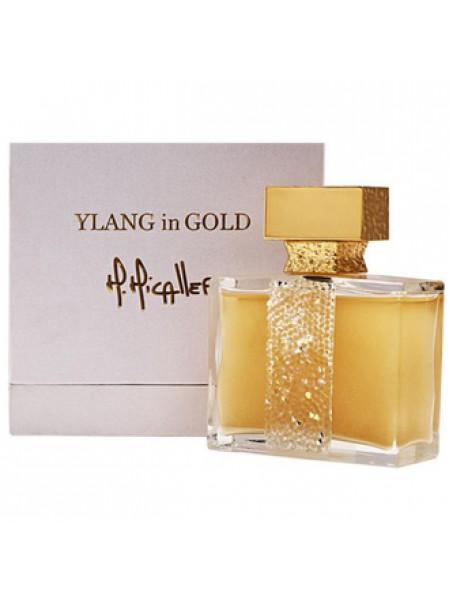 M. Micallef Ylang in Gold парфюмированная вода 100 мл