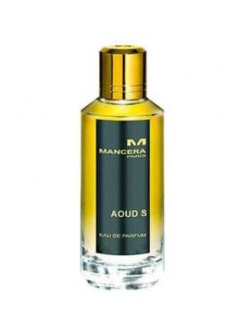Mancera Aoud S парфюмированная вода 120 мл
