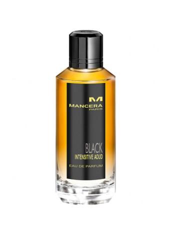 Mancera Black Intensitive Aoud парфюмированная вода 60 мл