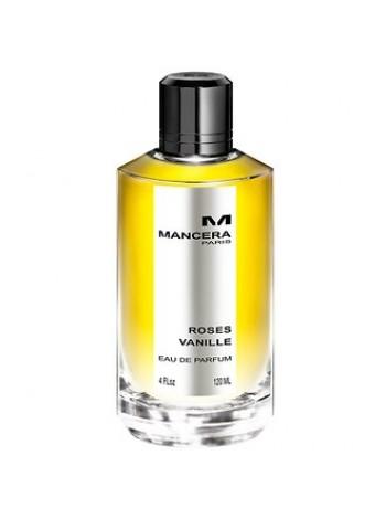 Mancera Roses Vanille тестер (парфюмированная вода) 120 мл