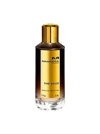 Mancera The Aoud парфюмированная вода 60 мл