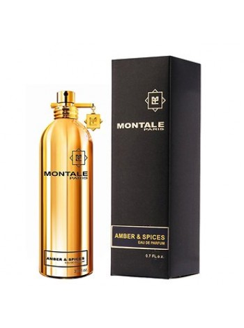 Montale Amber & Spices тестер (парфюмированная вода) 20 мл
