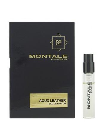 Montale Aoud Leather пробник 2 мл