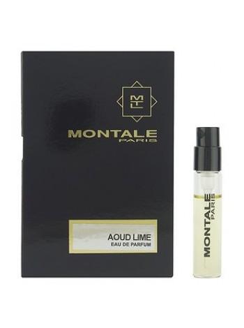 Montale Aoud Lime пробник 2 мл