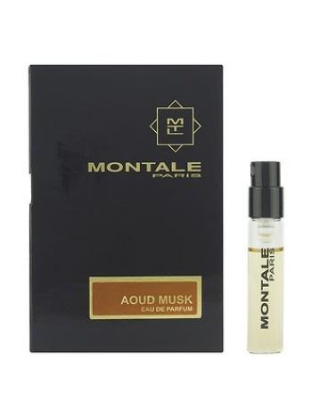Montale Aoud Musk пробник 2 мл
